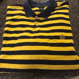 Men's Ralph Lauren Polo Shirt. Size L.